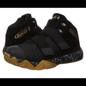 And 1 Men's Chosen One Ii Sneaker black new
